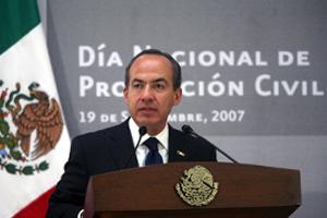Premio Nacional de Protección Civil 2007